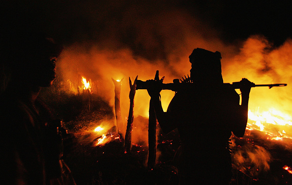 到着「Janjaweed Militia Continues to Destroy Villages in Darfur」:写真・画像(8)[壁紙.com]