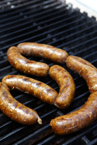 Toasted Food「Grilled Sausage Links」:スマホ壁紙(0)