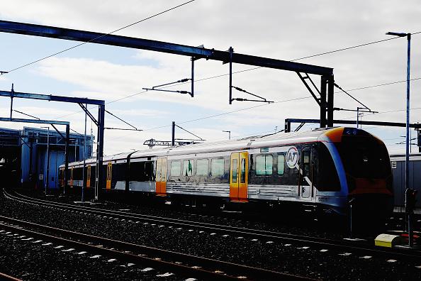 Auckland「John Key Launches New Electric Train Fleet In Auckland」:写真・画像(16)[壁紙.com]