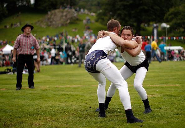 趣味・暮らし「Enthusiasts Participate In Traditional Westmorland Wrestling」:写真・画像(10)[壁紙.com]