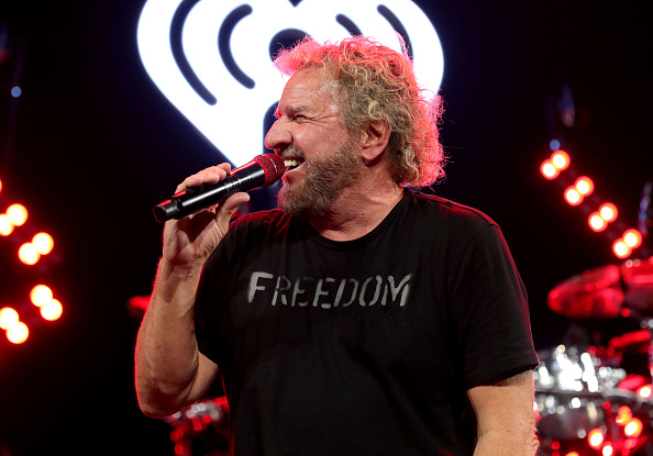 Stage - Performance Space「iHeartRadio ICONS With Sammy Hagar And The Circle: Inside The Making of Space Between At The iHeartRadio Theater LA」:写真・画像(1)[壁紙.com]
