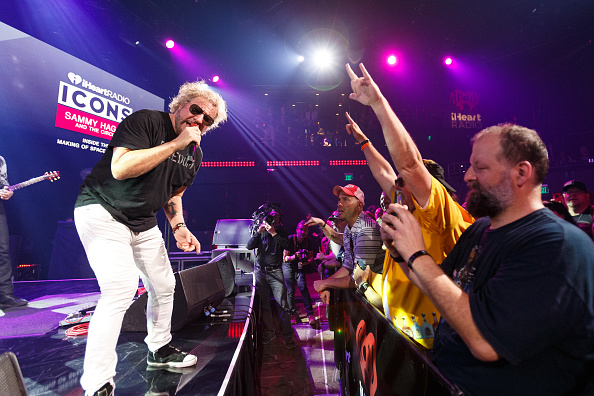 Stage - Performance Space「iHeartRadio ICONS With Sammy Hagar And The Circle: Inside The Making of Space Between At The iHeartRadio Theater LA」:写真・画像(0)[壁紙.com]