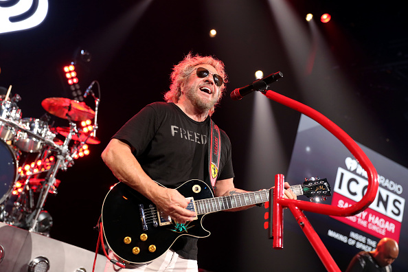 Stage - Performance Space「iHeartRadio ICONS With Sammy Hagar And The Circle: Inside The Making of Space Between At The iHeartRadio Theater LA」:写真・画像(14)[壁紙.com]