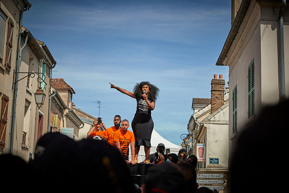 France「French Rally For Justice And Equality Commemorates Deaths In Police Custody」:写真・画像(15)[壁紙.com]