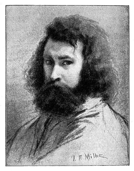 Jean Francois Millet「Jean-Francois Millet, 19th century French painter, (1900).Artist: Jean Francois Millet」:写真・画像(16)[壁紙.com]