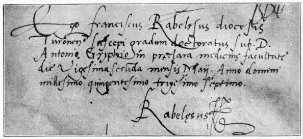 Manuscript「Jean-Francois Rabelais - manuscript」:写真・画像(17)[壁紙.com]