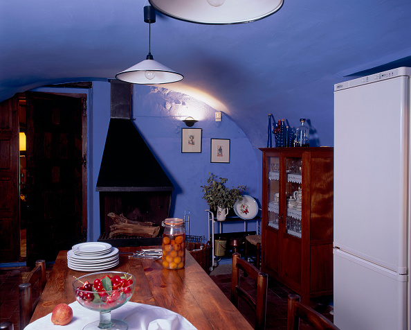 Dining Room「View of an eclectic dining room」:写真・画像(8)[壁紙.com]