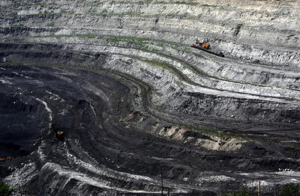 Mining - Natural Resources「China's Consumption Of Coal Steadily On The Rise」:写真・画像(17)[壁紙.com]