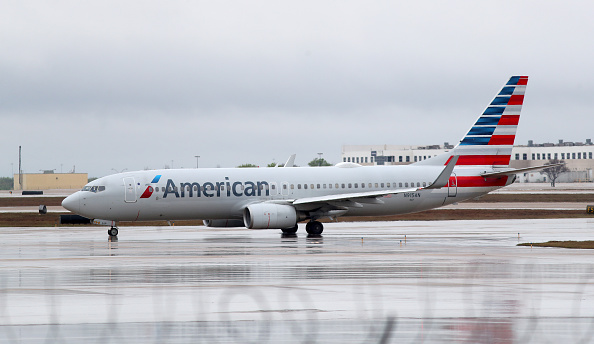 American Airlines「American Airlines To Cut A Third Of Its International Flights Amid Major Travel Slowdown Due To Coronavirus Outbreak」:写真・画像(15)[壁紙.com]