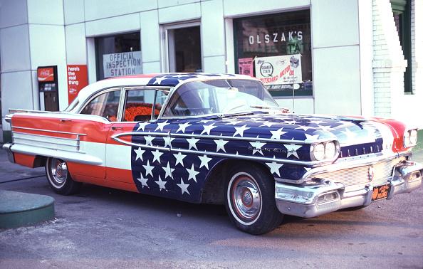 Patriotism「200th Birthday Stars And Stripes Car」:写真・画像(17)[壁紙.com]