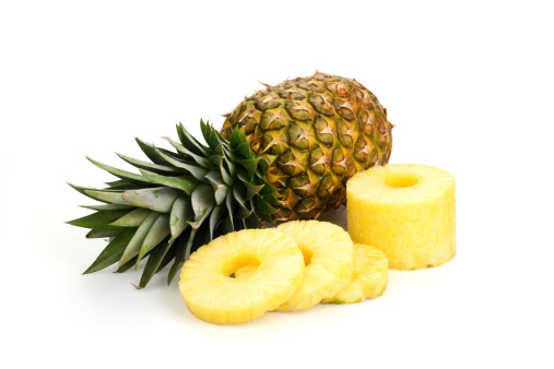 Freshness「Fresh slice pineapple」:スマホ壁紙(12)
