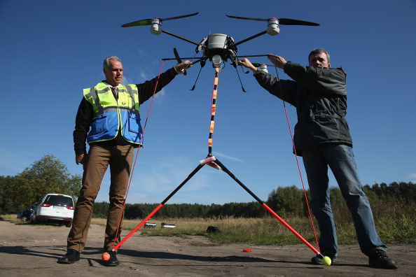 ヒューマンインタレスト「Deutsche Telekom Counters Copper Thieves With Drones And DNA」:写真・画像(8)[壁紙.com]