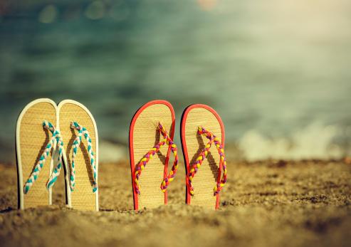 Flip-Flop「summer concept」:スマホ壁紙(11)