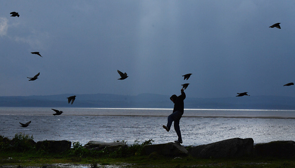 County Donegal「Hurricane Ophelia Hits The UK」:写真・画像(16)[壁紙.com]