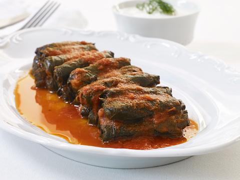 Iranian Culture「dolmades dish」:スマホ壁紙(13)