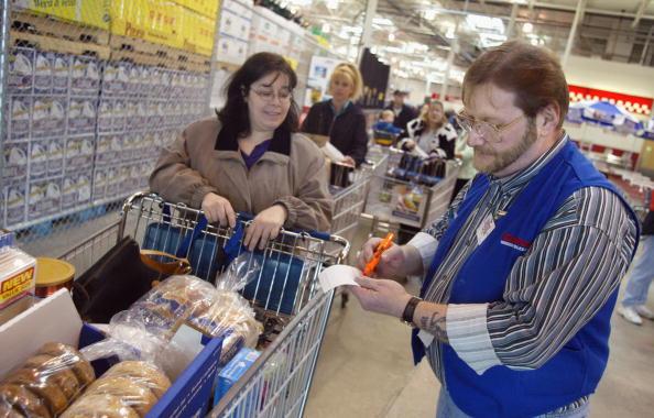 Costco Wholesale Corporation「FILE PHOTO  Costco Profits Rise In Weak Economy」:写真・画像(14)[壁紙.com]
