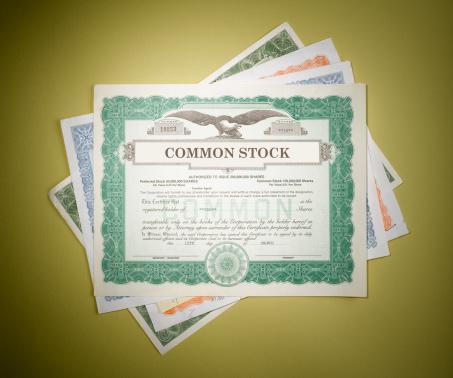 Stock Certificate「Stock Certificates」:スマホ壁紙(8)