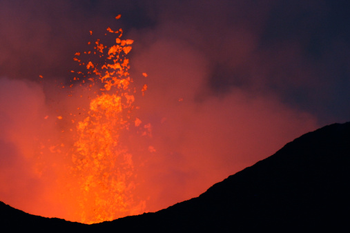 Goma「Nyamulagira volcano eruption」:スマホ壁紙(5)