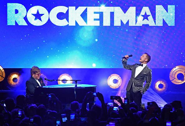 "Rocketman - 2019 Film「""Rocketman"" Cannes Gala Party Arrivals - The 72nd Annual Cannes Film Festival」:写真・画像(3)[壁紙.com]"