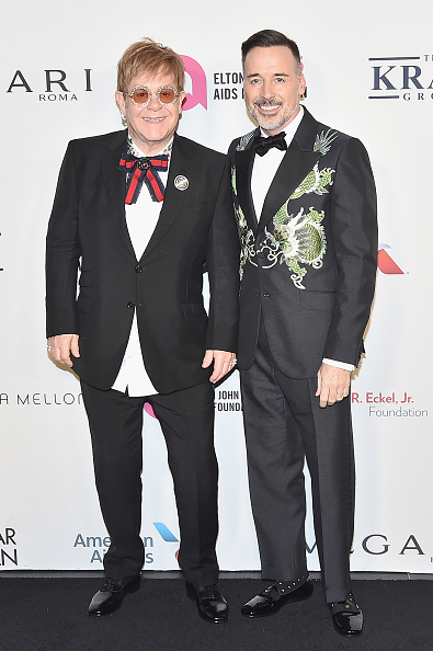 光栄「Elton John AIDS Foundation Commemorates Its 25th Year And Honors Founder Sir Elton John During New York Fall Gala - Arrivals」:写真・画像(17)[壁紙.com]