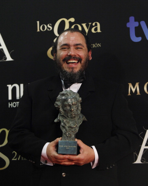 Pablo Blazquez Dominguez「Goya Cinema Awards 2013 - Press Room」:写真・画像(16)[壁紙.com]