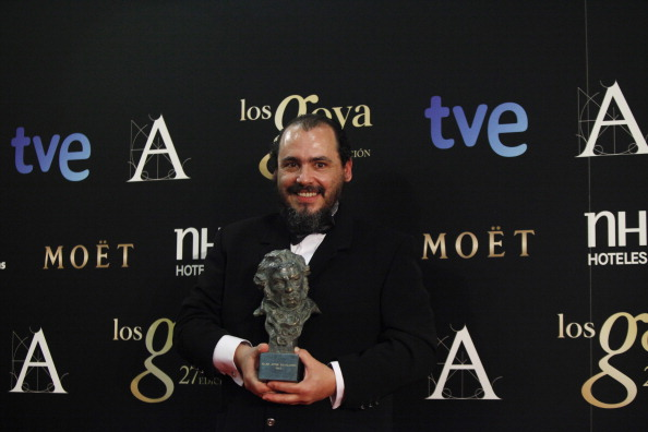 Pablo Blazquez Dominguez「Goya Cinema Awards 2013 - Press Room」:写真・画像(15)[壁紙.com]