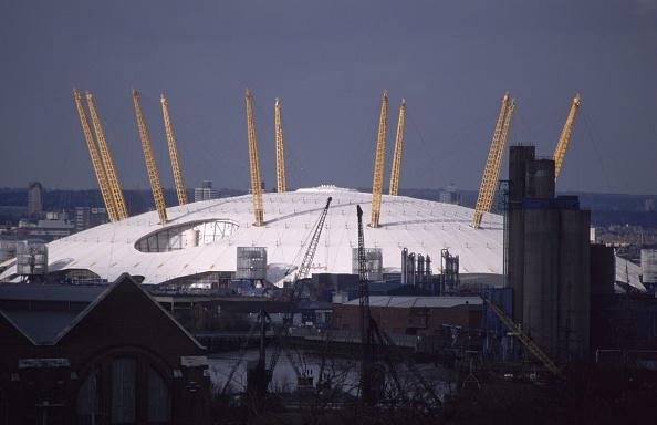Cityscape「Millenium Dome」:写真・画像(12)[壁紙.com]