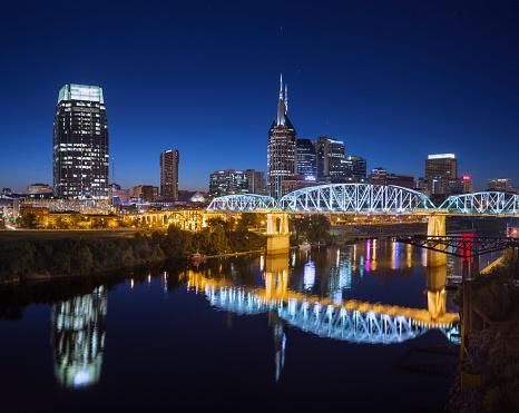 Southern USA「Nashville, Tennessee.」:スマホ壁紙(17)