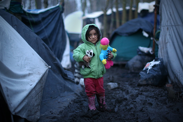 Refugee「Harsh Winter Conditions For Those Living In The Migrant Camp In Dunkirk」:写真・画像(12)[壁紙.com]