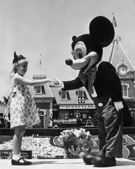 Mickey Mouse「Meeting Mickey」:写真・画像(7)[壁紙.com]