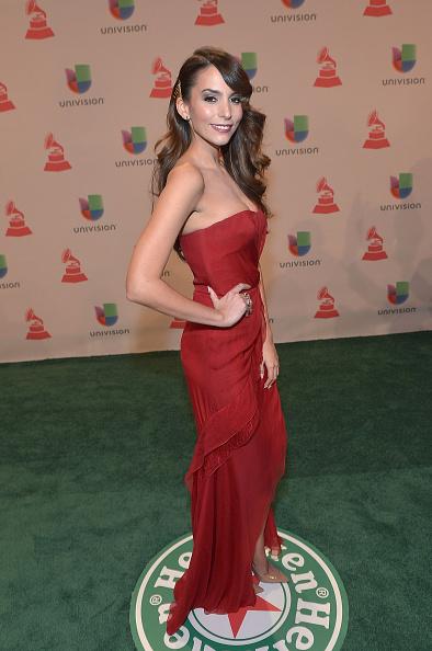 MGM Grand Garden Arena「L'Oreal Paris Announces Their New Latina Spokesperson Genesis Rodriguez At The 2014 Latin GRAMMY's」:写真・画像(17)[壁紙.com]