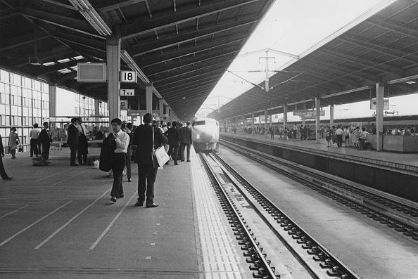 Showa Period「Tokyo Bullet Train」:写真・画像(16)[壁紙.com]