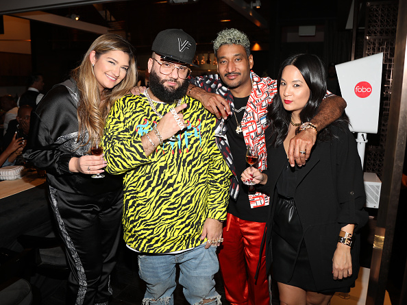 """Jerritt Clark「Rémy Martin and Streetwear Designer Don C Host Exclusive Dinner Celebrating Second Release from the """"Just Rémy"""" Capsule Collection」:写真・画像(3)[壁紙.com]"""