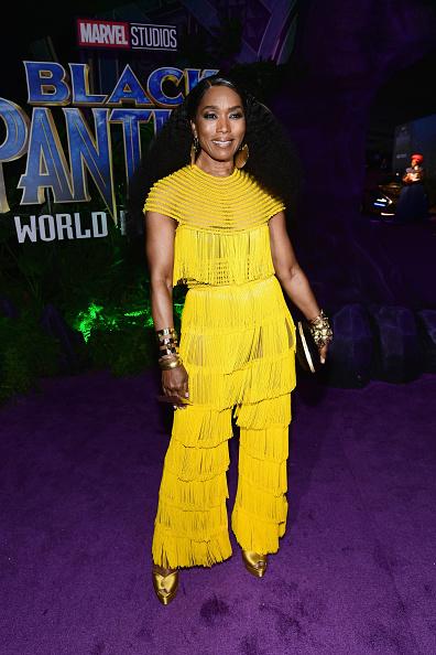 封切り「Premiere Of Disney And Marvel's 'Black Panther' - Red Carpet」:写真・画像(17)[壁紙.com]