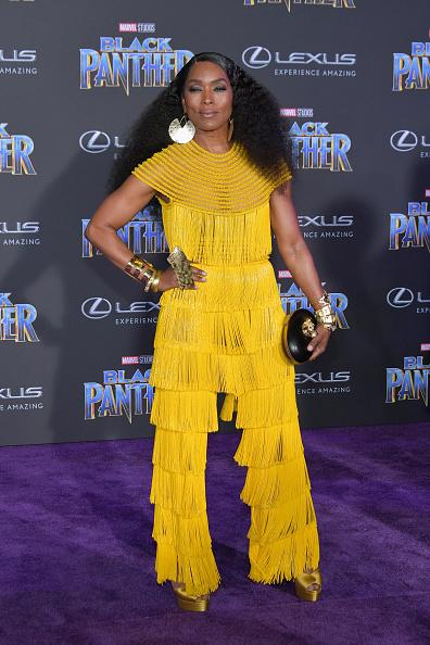 """Disney「Premiere Of Disney And Marvel's """"Black Panther"""" - Arrivals」:写真・画像(2)[壁紙.com]"""