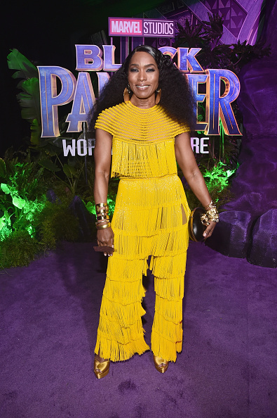 Yellow「The Los Angeles World Premiere of Marvel Studios' BLACK PANTHER」:写真・画像(2)[壁紙.com]