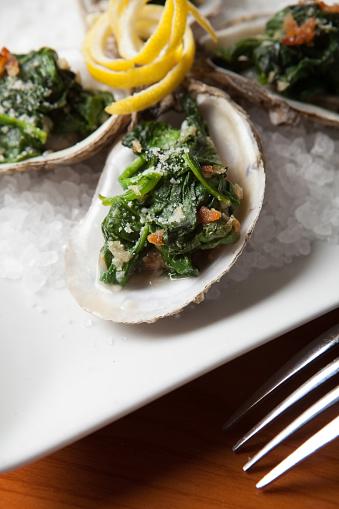 スタジオ撮影「Fresh oyster meal」:スマホ壁紙(14)