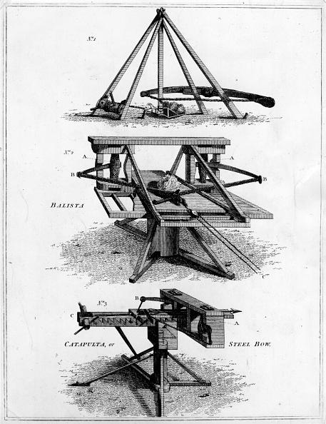 Circa 14th Century「Ancient Artillery」:写真・画像(1)[壁紙.com]