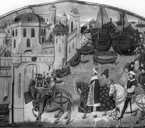Circa 14th Century「Royal Visit」:写真・画像(17)[壁紙.com]