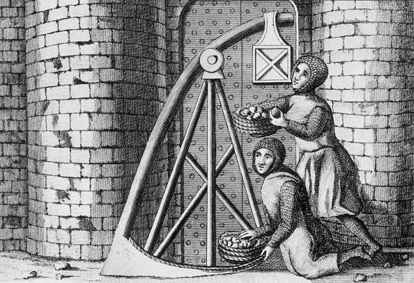Circa 14th Century「Using Trebuchet」:写真・画像(12)[壁紙.com]