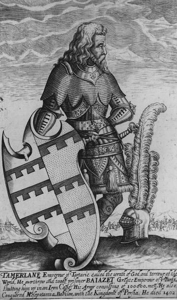 Circa 14th Century「Turkic Conqueror」:写真・画像(4)[壁紙.com]