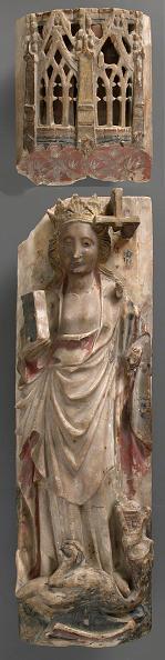 Alabaster「Saint Margaret Of Antioch」:写真・画像(2)[壁紙.com]