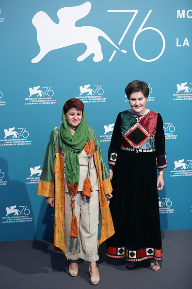 "Tristan Fewings「""Hava, Maryam, Ayesha"" Photocall - The 76th Venice Film Festival」:写真・画像(13)[壁紙.com]"