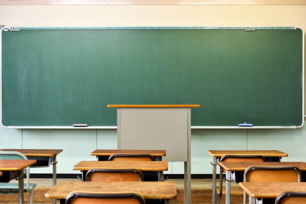 Classroom at a school:スマホ壁紙(壁紙.com)