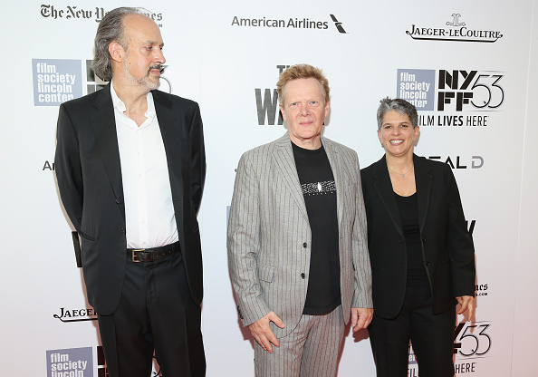 "Philippe Petit「53rd New York Film Festival - Opening Night Gala Presentation And ""The Walk"" World Premiere - Arrivals」:写真・画像(6)[壁紙.com]"