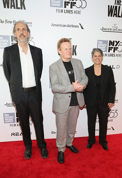 "Philippe Petit「53rd New York Film Festival - Opening Night Gala Presentation And ""The Walk"" World Premiere - Arrivals」:写真・画像(10)[壁紙.com]"