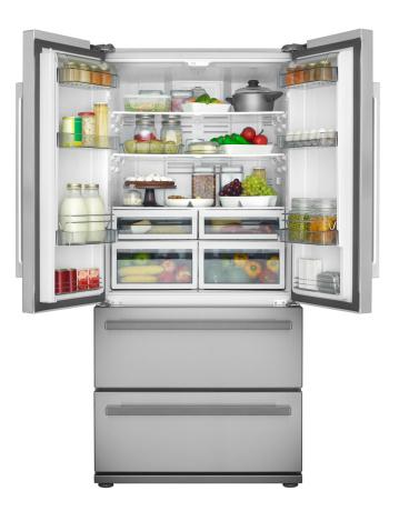 Full「Solid open refrigerator」:スマホ壁紙(9)