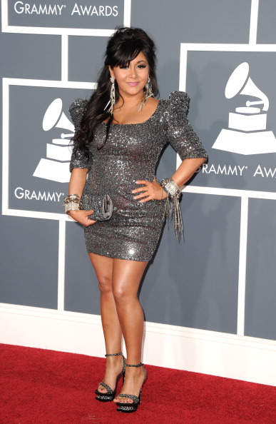 Form Fitted Dress「The 53rd Annual GRAMMY Awards - Arrivals」:写真・画像(18)[壁紙.com]