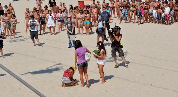 "Reality TV「Nicole ""Snooki"" Polizzi Arrested In Seaside Heights - July 30, 2010」:写真・画像(6)[壁紙.com]"