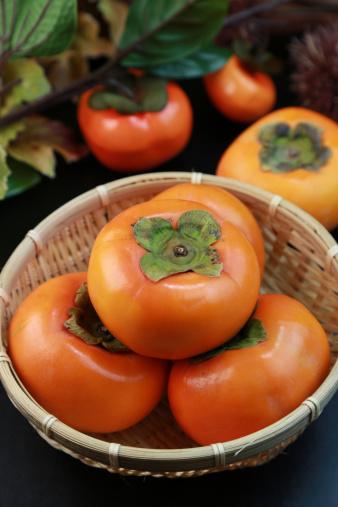 柿「Persimmon」:スマホ壁紙(1)